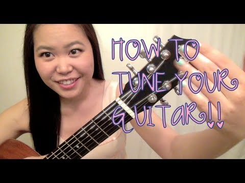 TMT #3: How to Tune Your Guitar