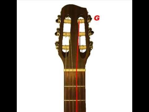 simple guitar tuning