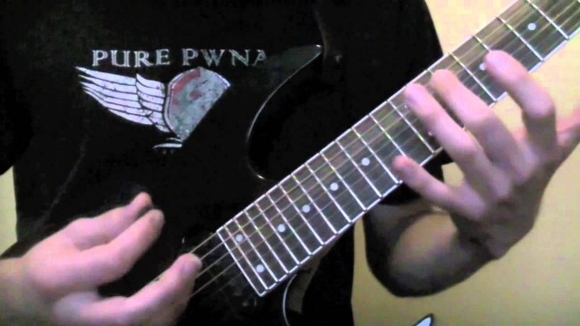 Playing Guitar Left Handed Upside Down   The Outstanding Guitar Video Course